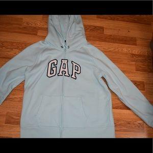 Gap zip up hoodie